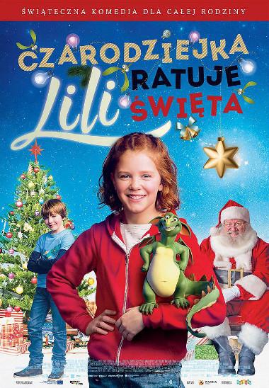 Czarodziejka Lili ratuje Święta (2017) online. Obsada, opinie, opis fabuły, zwiastun