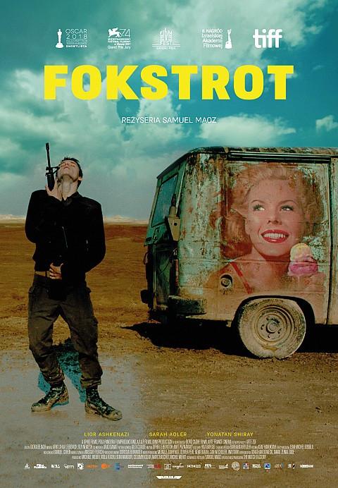 Fokstrot (2017) online. Obsada, opinie, opis fabuły, zwiastun
