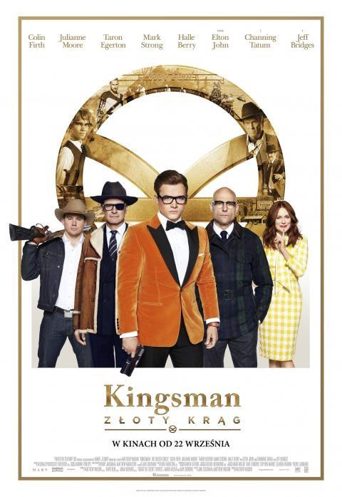 Kingsman: Złoty krąg (2017) online. Obsada, opinie, opis fabuły, zwiastun