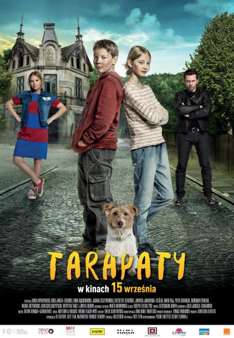 Tarapaty (2017) online. Obsada, opinie, opis fabuły, zwiastun