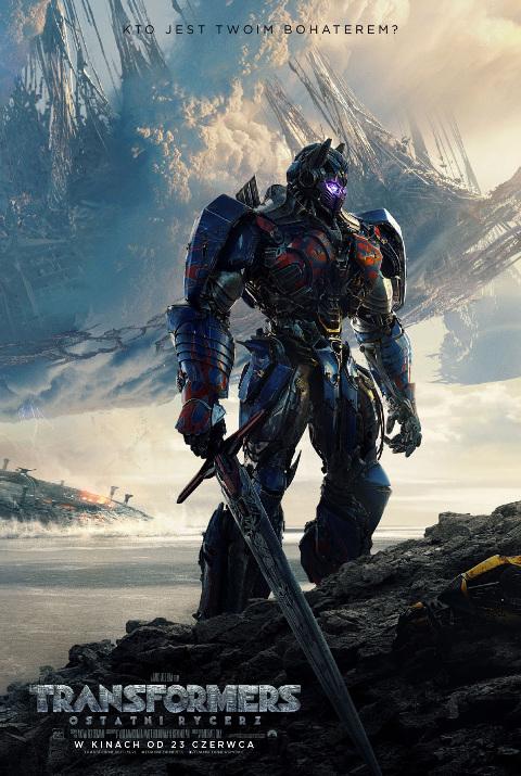 Transformers: Ostatni Rycerz (2017) online. Obsada, opinie, opis fabuły, zwiastun