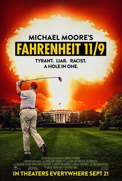 Fahrenheit 11/9 (2018) online. Obsada, opinie, opis fabuły, zwiastun