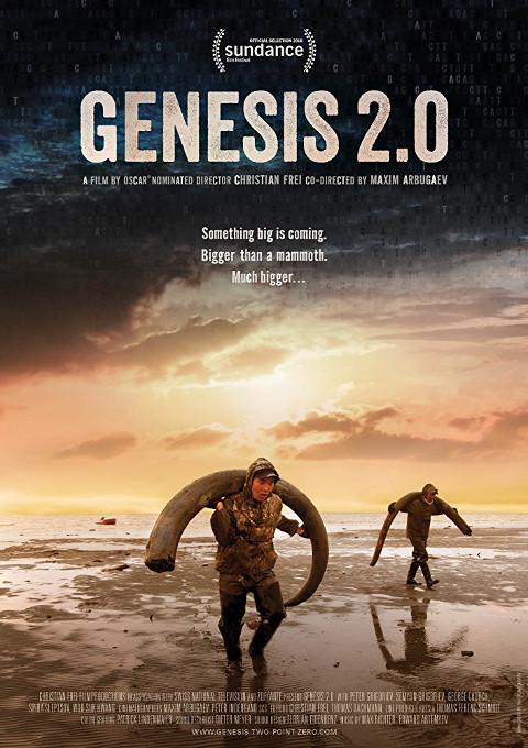 Genesis 2.0 (2018) online. Obsada, opinie, opis fabuły, zwiastun