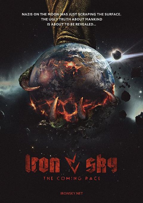 Iron Sky. Inwazja (2019) online. Obsada, opinie, opis fabuły, zwiastun