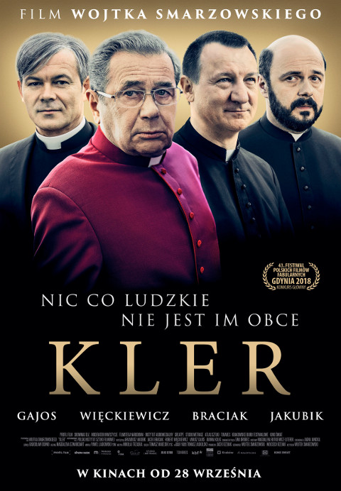 Kler (2018) online. Obsada, opinie, opis fabuły, zwiastun