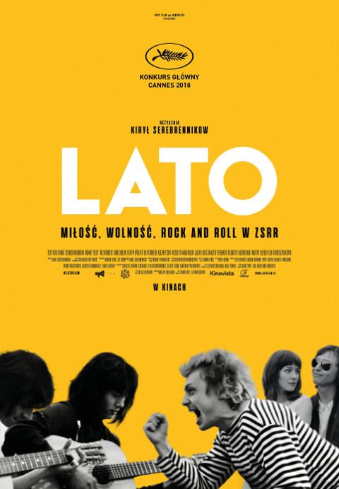 Lato (2018) online. Obsada, opinie, opis fabuły, zwiastun