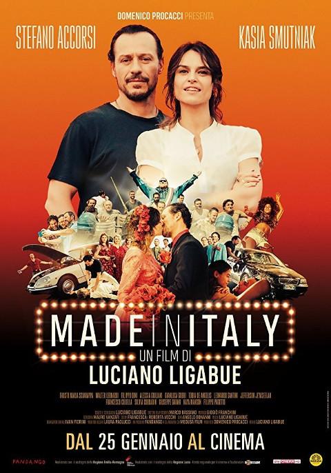 Made in Italy (2018) online. Obsada, opinie, opis fabuły, zwiastun