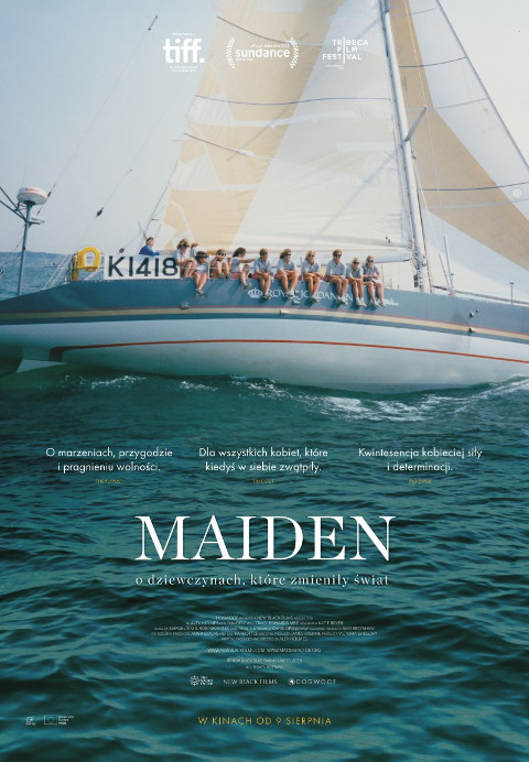 Maiden (2018) online. Obsada, opinie, opis fabuły, zwiastun