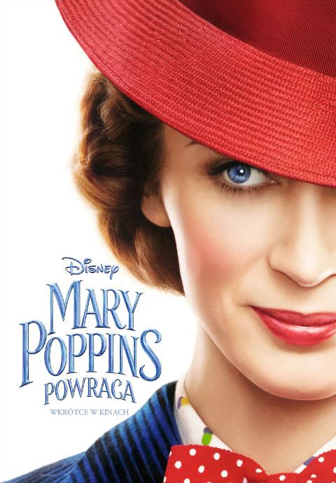 Mary Poppins powraca (2018) online. Obsada, opinie, opis fabuły, zwiastun