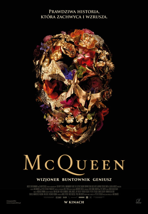 McQueen (2018) online. Obsada, opinie, opis fabuły, zwiastun