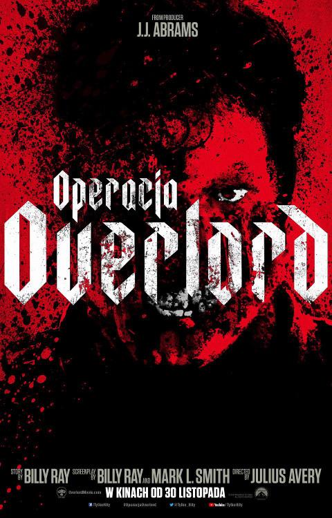 Operacja Overlord (2018) online. Obsada, opinie, opis fabuły, zwiastun
