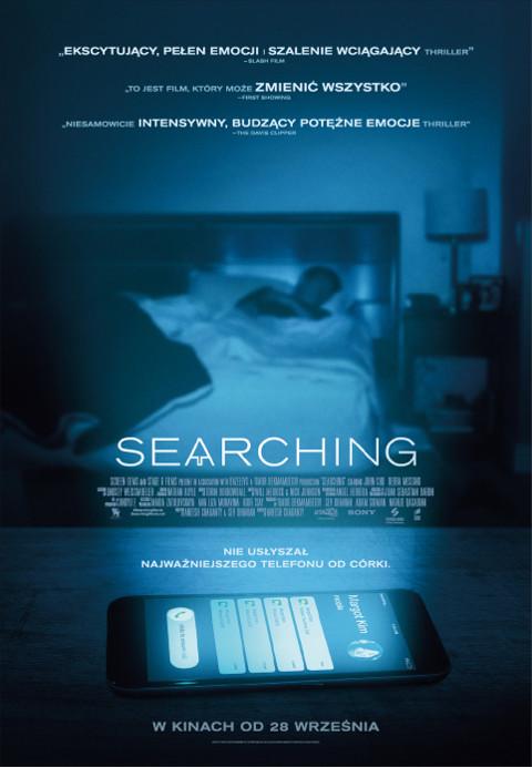 Searching (2018) online. Obsada, opinie, opis fabuły, zwiastun