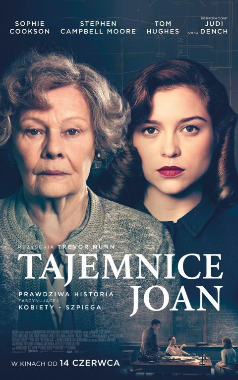 Tajemnice Joan (2018) online. Obsada, opinie, opis fabuły, zwiastun