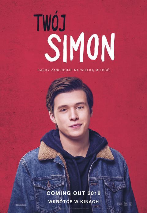 Twój Simon (2018) online. Obsada, opinie, opis fabuły, zwiastun