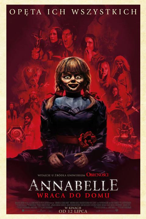 Annabelle wraca do domu (2019) online. Obsada, opinie, opis fabuły, zwiastun