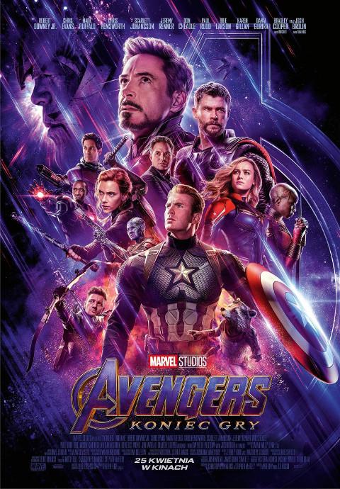 Avengers: Koniec gry (2019) online. Obsada, opinie, opis fabuły, zwiastun