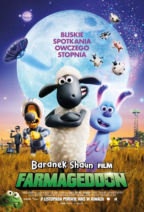 Baranek Shaun Film. Farmageddon (2019) online. Obsada, opinie, opis fabuły, zwiastun