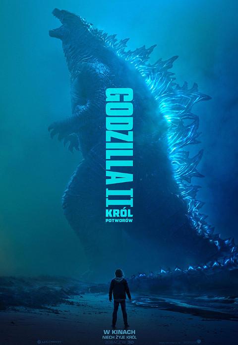 Godzilla II: Król potworów (2019) online. Obsada, opinie, opis fabuły, zwiastun