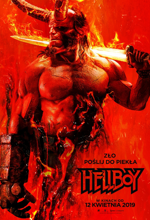 Hellboy (2019) online. Obsada, opinie, opis fabuły, zwiastun