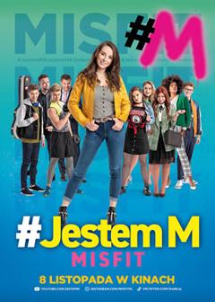 #Jestem M. Misfit (2019) online. Obsada, opinie, opis fabuły, zwiastun