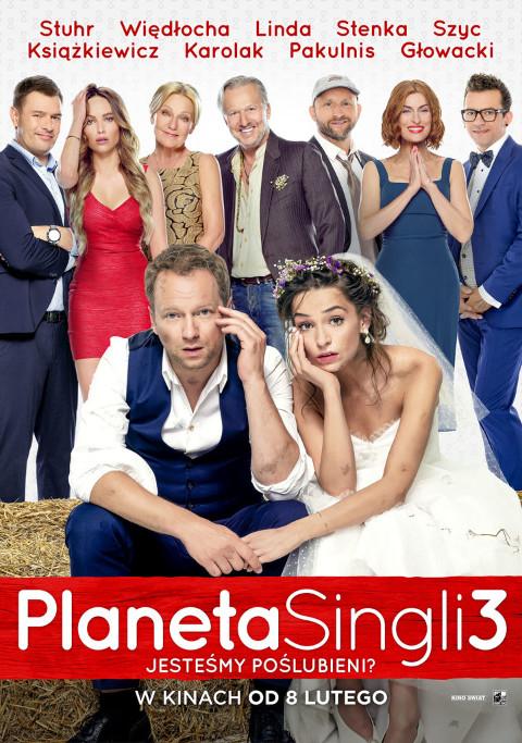 Planeta Singli 3 (2019) online. Obsada, opinie, opis fabuły, zwiastun