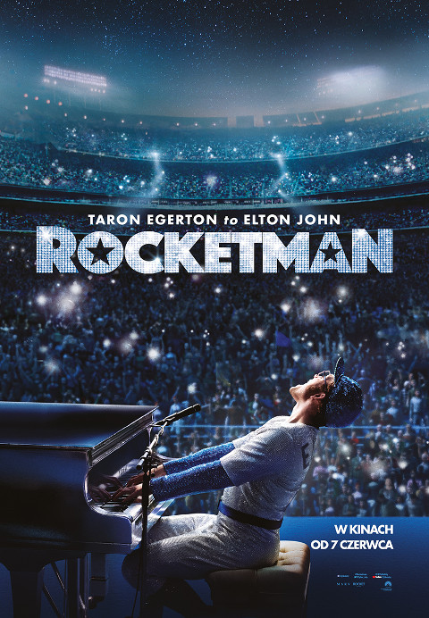 Rocketman (2019) online. Obsada, opinie, opis fabuły, zwiastun