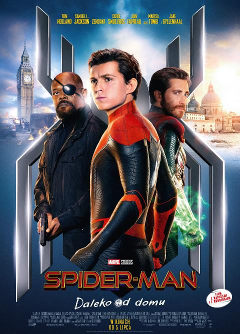 Spider-Man: Daleko od domu (2019) online. Obsada, opinie, opis fabuły, zwiastun