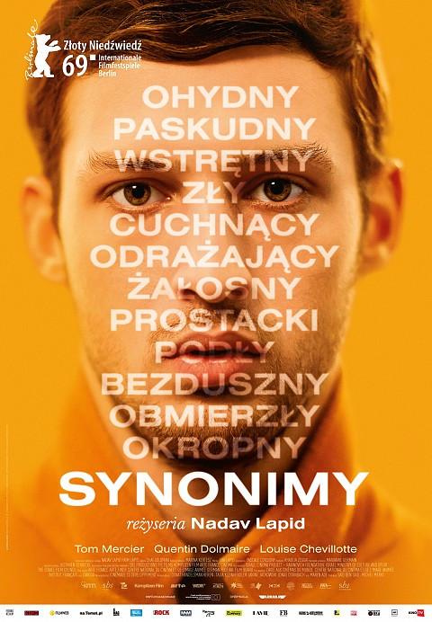 Synonimy (2019) online. Obsada, opinie, opis fabuły, zwiastun