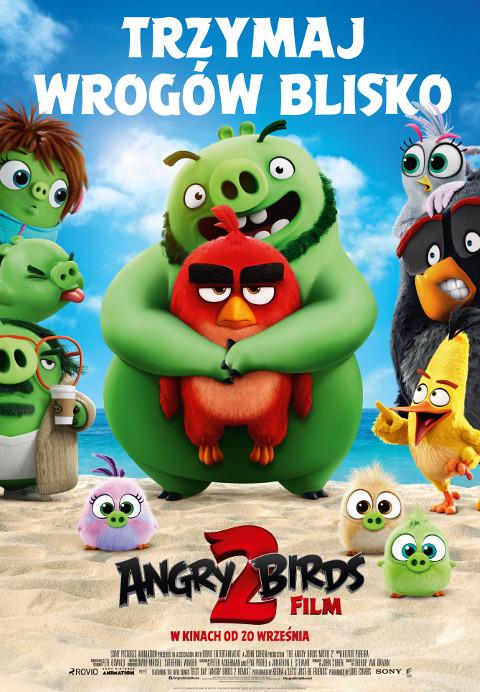 The Angry Birds Movie 2 (2019) online. Obsada, opinie, opis fabuły, zwiastun