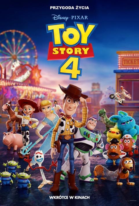 Toy Story 4 (2019) online. Obsada, opinie, opis fabuły, zwiastun